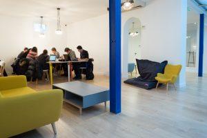 La Permanence, espace de coworking