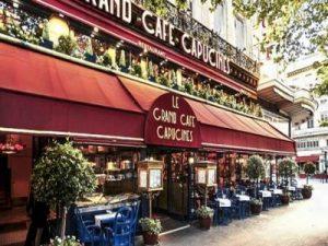Le grand café des capucines