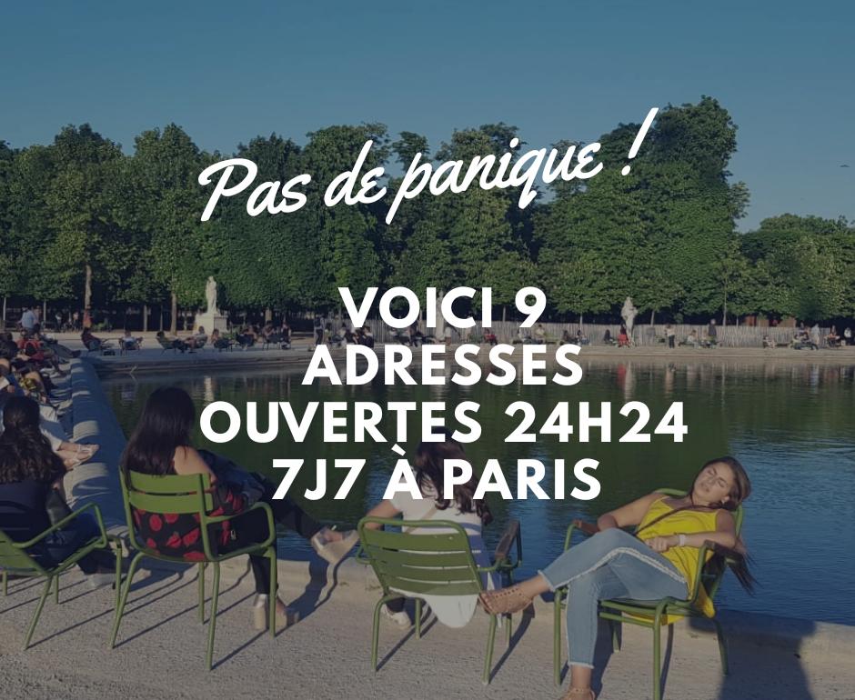 paris 24H24