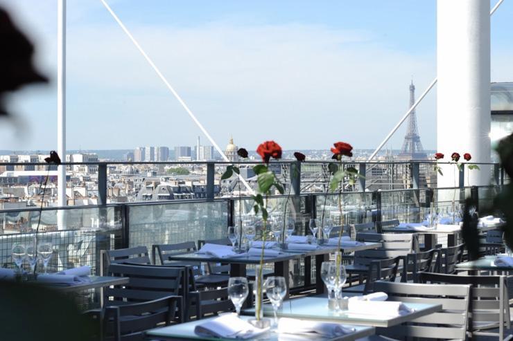 Le Georges Restaurant