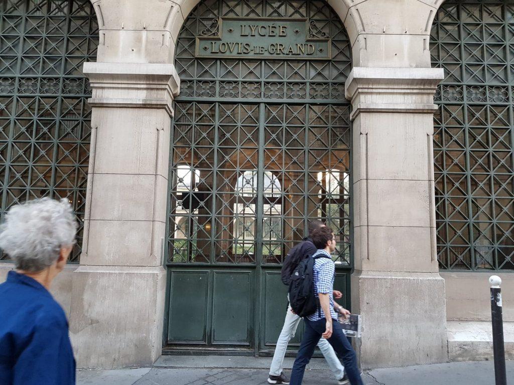Lycée Louis Le Grand